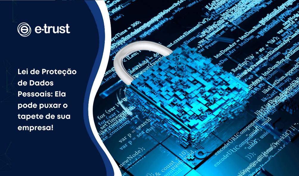 Lei de Proteção de Dados Pessoais: Ela pode puxar o tapete de sua empresa!
