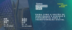 E-TRUST presente como patrocinadora oficial do Gartner Symposium ITXPO 2018