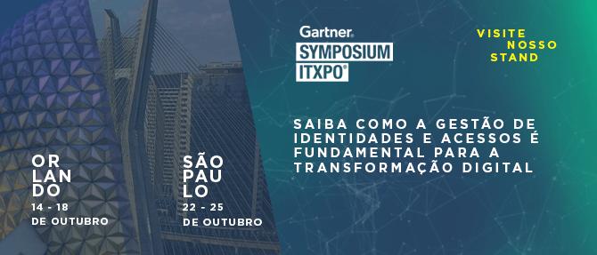 E-TRUST presente no Gartner Symposium ITXPO 2018