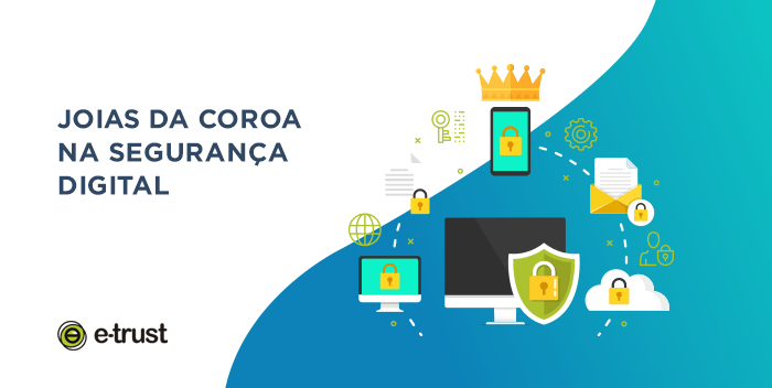 Joias da Coroa na Segurança Digital