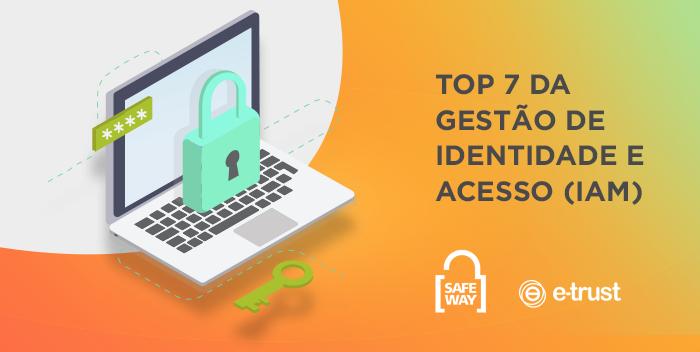 TOP 7 da Gestão de Identidade e Acesso (IAM)