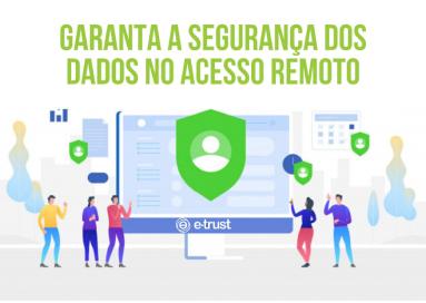 Garanta a segurança dos dados no acesso remoto